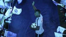 Nueva estrella: la gran presentación de André Carrillo con el Al Hilal