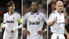 Los 10 peores fichajes del Real Madrid en toda su historia