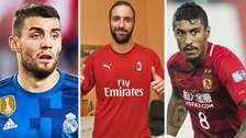 Puras estrellas: el once ideal de jugadores cedidos esta temporada