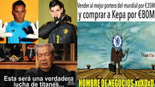 Thibaut Courtois es víctima de memes tras fichar por el Real Madrid