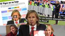 Así reaccionó la prensa mundial tras la presentación de Ricardo Gareca
