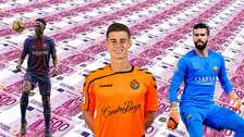 Los 10 fichajes más caros de la Premier League 2018-19
