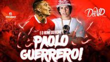 Paolo Guerrero ya tiene canción en el Inter de Porto Alegre