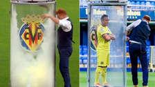 La mágica presentación de Cazorla en Villarreal se convirtió en viral
