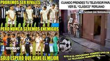 Los mejores memes en la previa al duelo entre Universitario y Alianza Lima