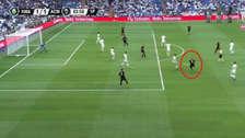 Desde fuera del área: Gonzalo Higuaín anotó un golazo ante el Real Madrid