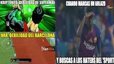 Barcelona es protagonista de los memes tras ganar la Supercopa de España