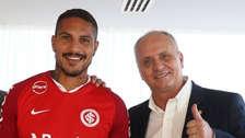 Llegó el día: con este video Paolo Guerrero fue anunciado como jugador del Inter
