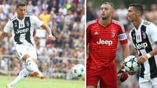¡Tardó 8 minutos! Cristiano Ronaldo anotó su primer gol con la Juventus
