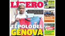 10. Andy Polo (Perú): El delantero jugaba en Universitario y recibió una propuesta del Genoa, se concretó y se iba incorporar cuando cumpliera 18 años. Sin embargo tiempo después se arrepintieron del fichaje y quisieron cancelarlo. Polo nunca jugó con el Génova y el club le tuvo que pagar una indemnización a Universitario.