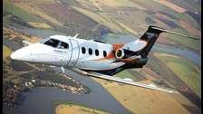 10. Embraer Phenom 100 (Ronaldinho): 2.9 millones de euros
