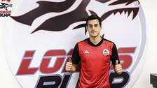 1. Alejandro Duarte (Arquero-Lobos BUAP-24 años).