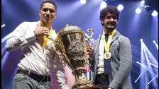 2. Paolo Guerrero ganó su primer título en Brasil en el 2013. Consiguió el Torneo Paulista donde fue el goleador.