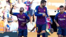 Golazo de Malcom en el duelo entre Barcelona y Boca Juniors