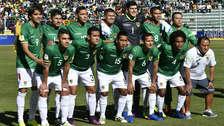 Selección de Bolivia: se ubica en el puesto 59 en el Ránking FIFA. se mantiene en su posición.