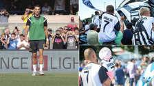 Cristiano Ronaldo desató la locura de los hinchas de Juventus en su debut en Serie A