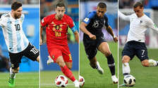 Lionel Messi y diez grandes ausencias en el premio de la FIFA