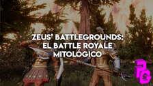 ¡Más Battle Royale! 100 semidioses se enfrentan en Zeus' Battlegrounds