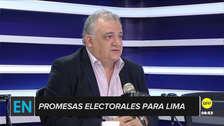 Elecciones 2018: Guerra García y sus propuestas para la alcaldía de Lima