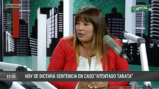 El estremecedor testimonio de la ex niña símbolo del atentado en Tarata