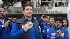 Renzo Reggiardo pidió al JNE que el debate municipal sea en una sola fecha