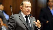 Ricardo Belmont recibe amonestación por no participar en debates electorales del JNE
