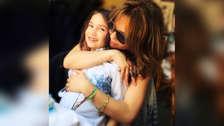 Thalía le dedica un feliz cumpleaños al amor de su vida: Su hija Sabrina