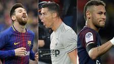 Cristiano Ronaldo y Lionel Messi entre los 30 nominados al Balón de Oro