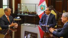 Muñoz: Reunión con Vizcarra y ministros