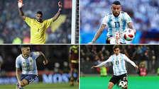 Argentina vs. Brasil: El probable once de la Albiceleste para enfrentar al Scratch de Neymar