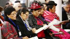 Ninguna mujer liderará los gobiernos regionales en los próximos cuatro años