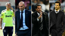 Los 13 técnicos que han pasado por el Real Madrid en la era de Florentino Pérez