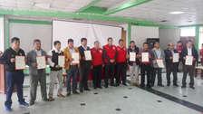 Entregan credenciales a 10 alcaldes distritales de Pataz