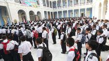 400 mil escolares terminarán sus estudios este año y el 80% entrará a un empleo informal