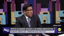 Zeballos: Alan García