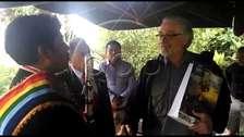 Robert De Niro fue nombrado huésped ilustre de Machu Picchu [FOTOS Y VIDEO]