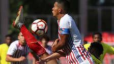 Con el pie derecho: Ecuador goleó 3-0 a Paraguay en su debut en el Sudamericano Sub 20