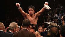 Manny  Pacquiao venció por unanimidad a Adrien Broner y retuvo el título de peso wélter
