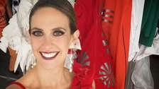 Emilia Drago participará en el Concurso Mundial de Marinera que se realiza en Trujillo [VIDEO]