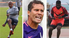 Los 20 futbolistas de mayor edad en la Liga Profesional 1 2019