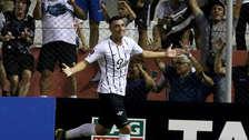 Libertad venció al Atlético Nacional con un golazo de Cardozo por la Copa Libertadores