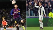 Lionel Messi y Cristiano Ronaldo: conoce el Top 5 de la clasificación de la Bota de Oro
