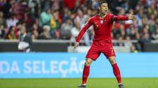 Cristiano Ronaldo: así regresó a la Selección de Portugal tras nueve meses