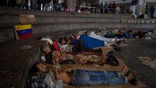 Huelgas de hambre, muerte y enfermedad: el drama de 586 extrabajadores pretoleros en Venezuela