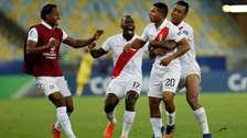 ¡Grito de desahogo! Edison Flores y su eufórica celebración en 9 fotos tras anotar ante Bolivia por la Copa América 2019