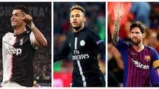 Champions League 2019-2020: los 10 jugadores mejor pagados del torneo continental
