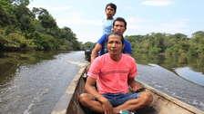 Guardias kichwa tras las rutas de la tala en Loreto - RPP