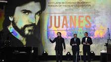 Latin Grammy 2019: Así fue el homenaje a Juanes a ritmo de rock, cumbia, flamenco y tango [FOTOS]