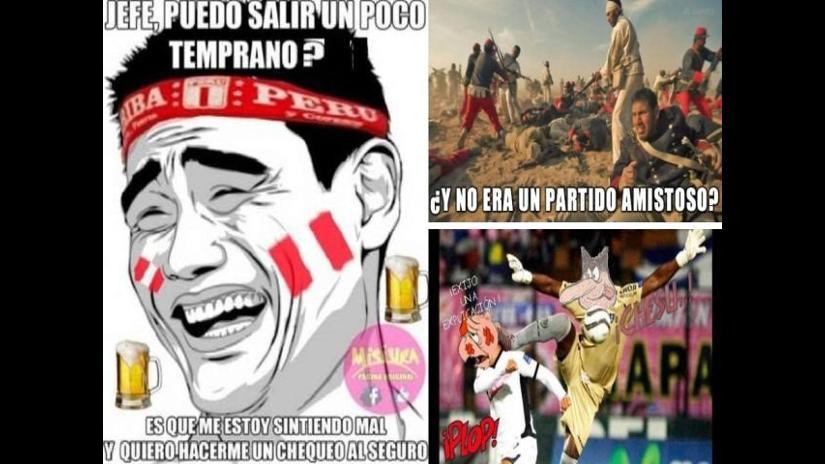 Chile Vs Peru Estos Memes Calientan El Clasico Del Pacifico Rpp Noticias