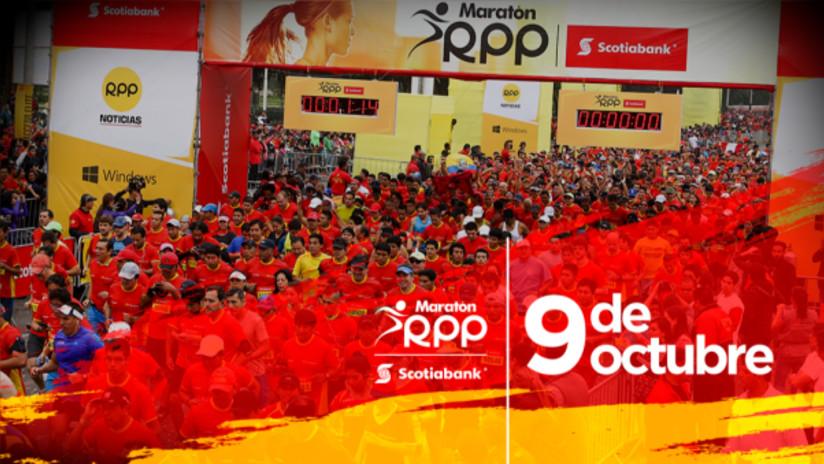 Maratón RPP Scotiabank: Ampliamos inscripciones